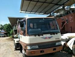 ขายรถโม่ปูน HINO FC3HDA เป็นรถมือสองนำเข้าจากญี่ปุ่น