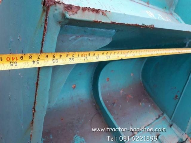 ขาย ของใหม่กาหลี บุ้งกี๋ รถขุด แบคโฮ pc 120 -200 กว้าง 137 เซ็น ปลายบูม 22 เซ็น แกนสลัก 60 มิล