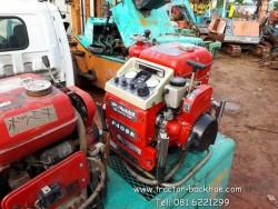 ขาย เครื่องดับเพลิง ปั๊มดับเพลิง RABBIT P408 , P408R เก่าญี่ปุ่น