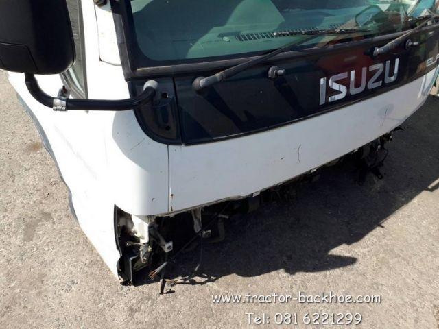 ขาย หัวเก๋ง รถ 6 ล้อ ISUZU NPR เก่านอก อุปกรณ์ครบ สภาพสวย