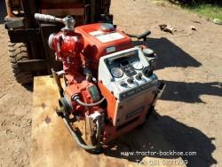 ขาย เครื่องดับเพลิง ปั๊มดับเพลิง Rabbit เครื่องยนต์เบนซิน รุ่น p408r พร้อมใช้งาน
