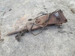 ขาย หัวเจาะ หัวกระแทก เบรคเกอร์ รถขุด แบคโฮ PC 50-60 ห่างหู 20 cm สลัก 47 มิล เก่าญี่ปุ่น