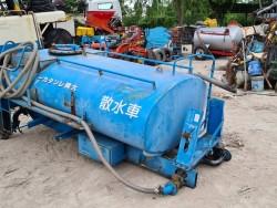 ขาย แท๊งก์น้ำ เก่าญี่ปุ่น 2,000 ลิตร พร้อมสายท่อยาง สำหรับติดรถกระบะ ปิ๊กอัพ สี่ล้อกลาง
