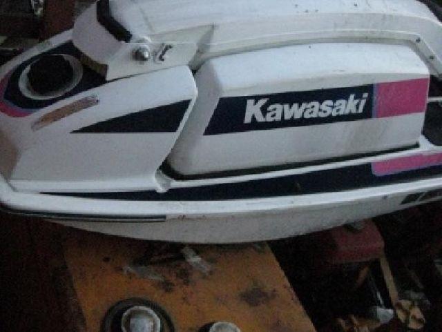ขาย - เรือ เจ็ตสกี KAWASAKI มือสองเก่าญี่ปุ่น
