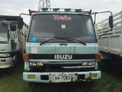 ขาย ISUZU 6 ล้อ JCM เปลี่ยนหัว Rocky