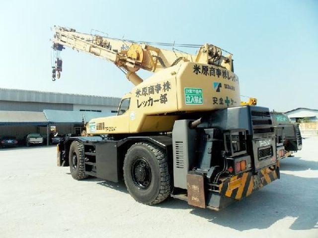 ขายรถเครน TADANO TR250M-6-FB2871 1999Y