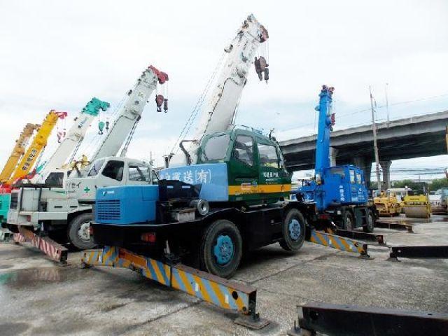 ขายรถเครน TADANO TR100M-1-FC0247