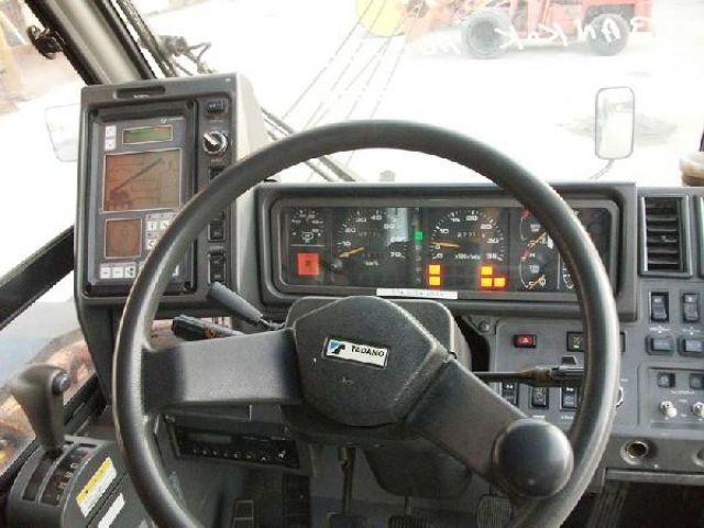 ขายรถเครน TADANO TR250M-7-FB3376