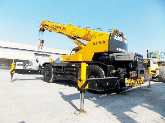 ขายรถเครน TADANO TR500M-3-582104