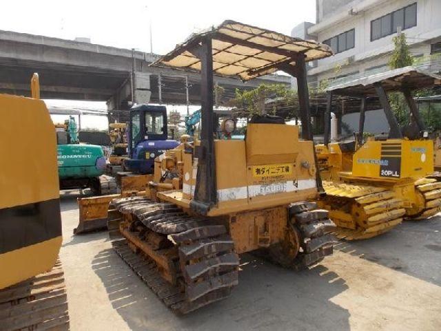 ขายรถแทรคเตอร์ MITSUBISHI BD2G-2B600916