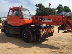 ขายรถเครน TADANO TR100M-1-FC0148 1995Y