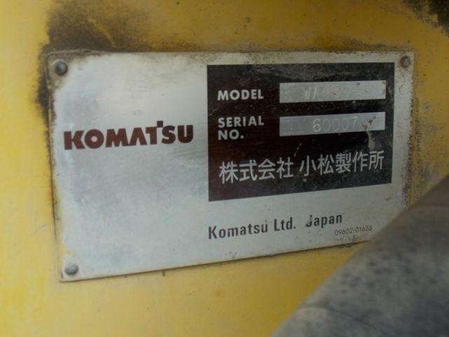 KOMATSU WA450-3 สภาพกริ๊บๆ นำเข้าจากญี่ปุ่นแท้