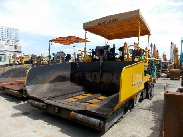รถปูยาง SUMITOMO HA60C-3-A60C3-0048