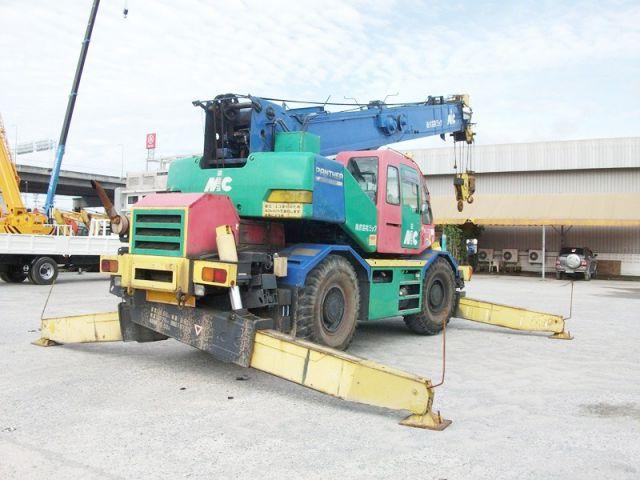ขายรถเครน KOBELCO RK250-5-EZ07077