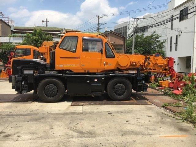 ขายรถเครน TADANO GR120N-1 ราคาตรงจากญี่ปุ่น