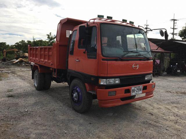 รถบรรทุกหกล้อ ขายถูก HINO KR300 150 แรงม้า
