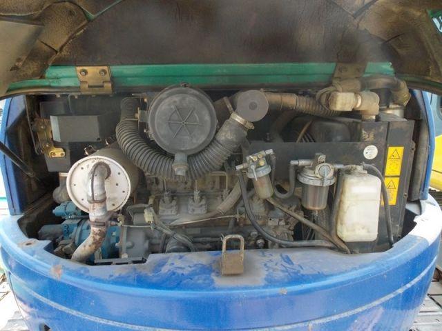 ขายรถแมคโค IHI-45NX-WG000315 รถนอกขายถูก