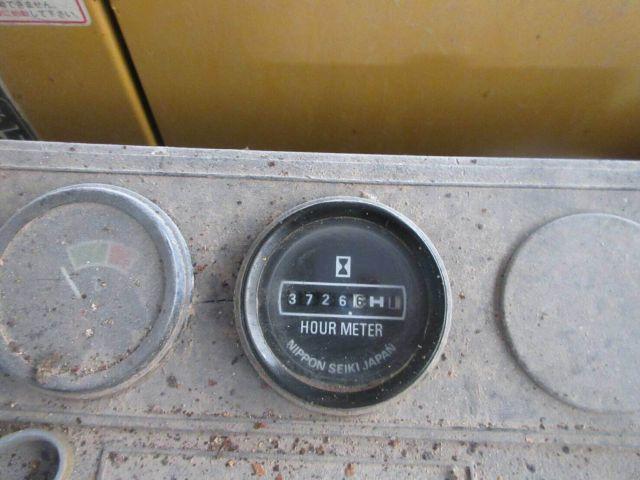 รถตักล้อยาง MITSUBISHI WS410 รถนอก..ขายถูก