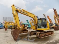 ขายถูก... KOMATSU PC138US เก่าญี่ปุ่น ไม่เคยผ่านการใช้งานในเมืองไทย