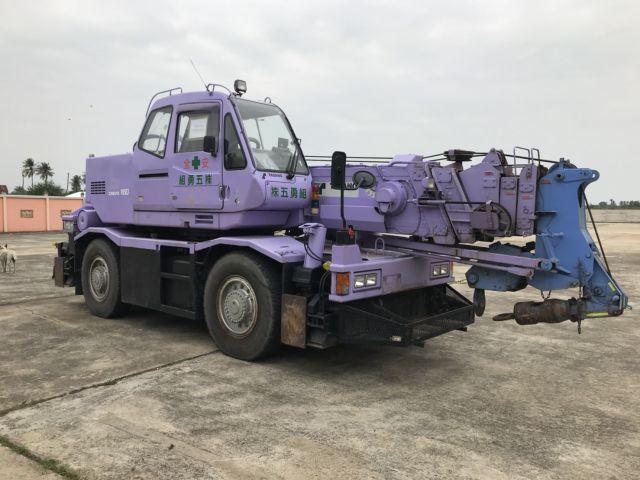 ขายรถเครน TADANO TR160M-3 เก่าญี่ปุ่น
