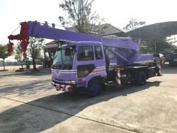 ขายรถเครนหกล้อ NISSAN UDเครน KATO NK75M-V เก่าญี่ปุ่นแท้ รถนอก..ขายถูก