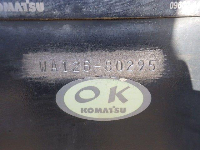 ขายถูก..รถตักล้อยาง KOMATSU WA200-7 (กำลังลงเรือมาจากญี่ปุ่น)
