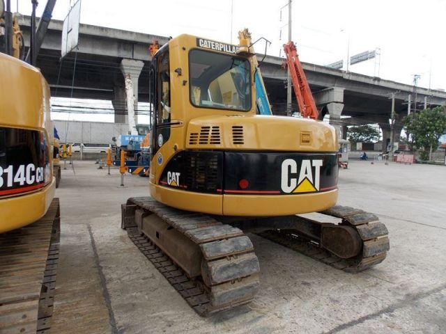 ขายรถแมคโค CAT 308CSR-CRW01690 รถนอก..ขายถูก