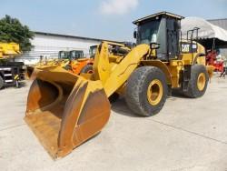 ขายรถตักล้อยาง CAT 950K-80260 เก่าญี่ปุ่น