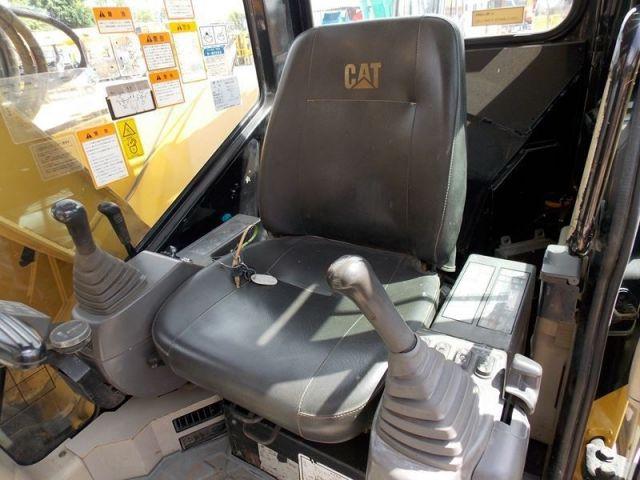 ขายรถแบคโฮ CAT 308DCR-HSA00321 รถนอก..ขายถูก