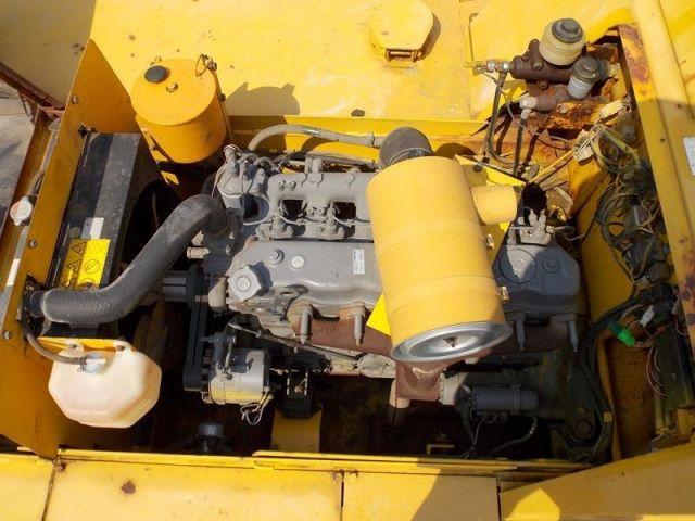 ขายรถบดล้อยาง 7 ล้อ SAKAI T2 รถนอก..ขายถูก