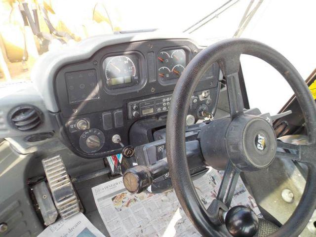 ขายรถตักล้อยาง CAT 980H A8J00118 รถนอก..ขายถูก