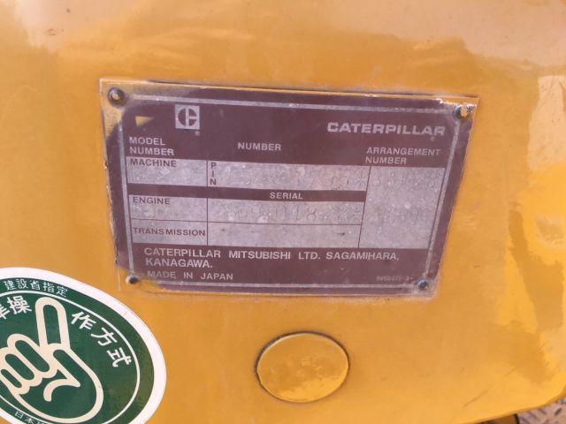 ขายรถแทรคเตอร์ตีนเป็ด CAT D4E สภาพสวยพร้อมใช้งาน