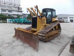 ขายรถแทรคเตอร์ CAT D5M เก่าญี่ปุ่นแท้ รถนอก..ราคาถูก