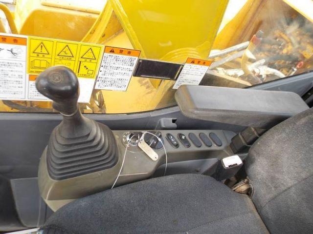 ขายรถแแบคโฮบูมยาว KOMATSU PC200LC-8 บูมยาว 18 เมตร