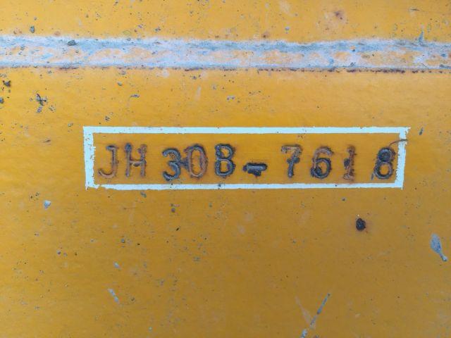 ขายรถตักล้อยาง KOMATSU JH30B เก่าญี่ปุ่นแท้