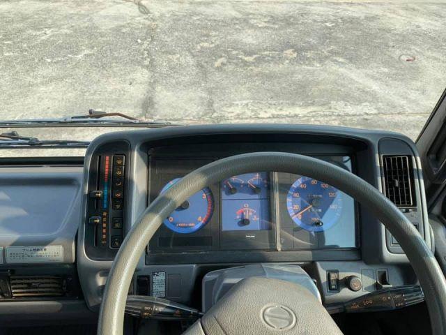 ขายรถหกล้อเครน HINO JO8C เครน TADANO TS75M พร้อมเล่มทะเบียน