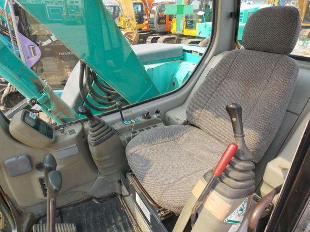 ขายรถแบคโฮ KOBELCO SK60SR นำเข้าจากญี่ปุ่น รถนอก..ขายถูก