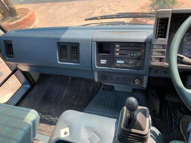 ขายรถเครนหกล้อขนาด 7 ตัน TADANO TS75M ปี 1989