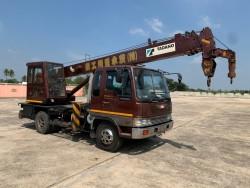 ขายรถเครน TADANO ขนาด 7 ตัน นำเข้าจากญี่ปุ่น