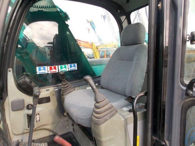 ขายรถแบคโค KOBELCO SK70SR สภาพสวยพร้อมใช้งาน มีไลน์กระแทก