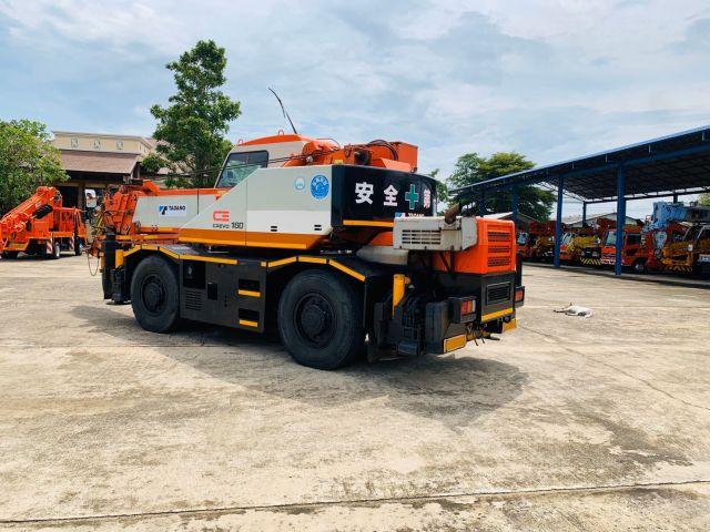 ขายรถเครน TADANO TR160M-3 นำเข้าจากประเทศญี่ปุ่น รถนอก..ขายถูก