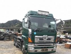 ขายรถหัวลาก HINO S700 414 HP นำเข้าจากญี่ปุ่น