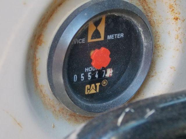 ขายรถแบคโฮ CAT 313CSR ออฟเซทบูม มีผานดันหน้า นำเข้าจากญี่ปุ่นแท้