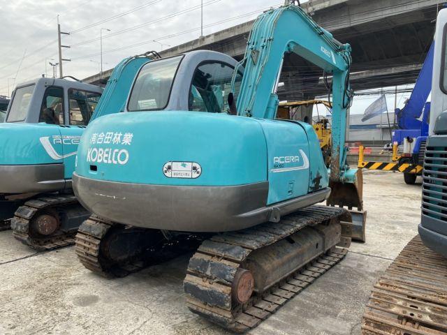 ขายรถแบคโฮ KOBELCO SK60-3 นำเข้าจากญี่ปุ่นแท้ สภาพสวยพร้อมใช้