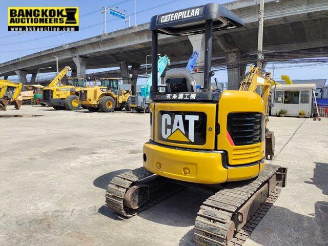ขายรถขุดเล็ก CAT 303C สภาพสวยจัด นำเข้าจากญี่ปุ่นแท้
