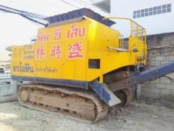ขายรถโม่หิน OKADA CR30B