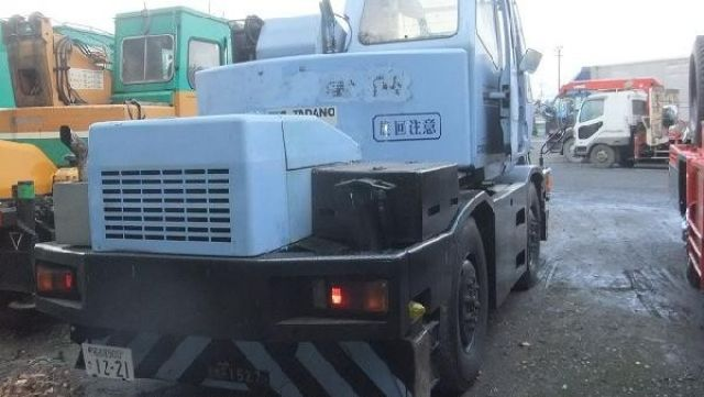 ขายรถเครน TADANO TR100M-1 1995Yr นำเข้าจากญี่ปุ่น