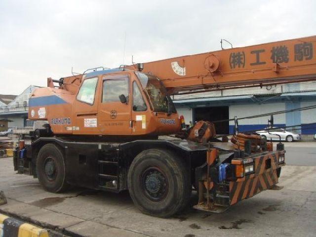 ขายรถเครน TADANO TR250M-6