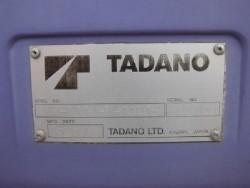 rough terrain TADANO TR100M-1