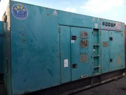 DENYO DCA-400SPMII : เครื่องปั่นไฟ นำเข้า 400KVA 2024ชั่วโมง โทร. 080-6565422 (หนิง)